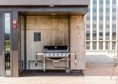 Grilling Station - Alley 111 Apartments - Bellevue